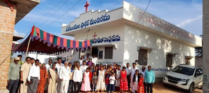 4th Church Anniversary